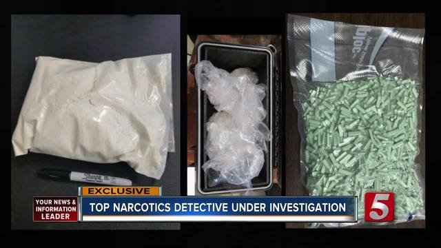 Top Narcotics Officer Decommissioned Placed Under Investigation