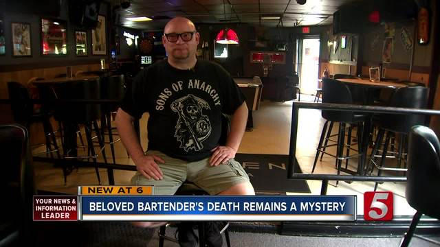 -Beloved- Bartender-s Murder Remains A Mystery