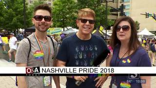Out and About Today: Nashville Pride 2018