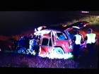 Driver Seriously Injured In I-24 Crash