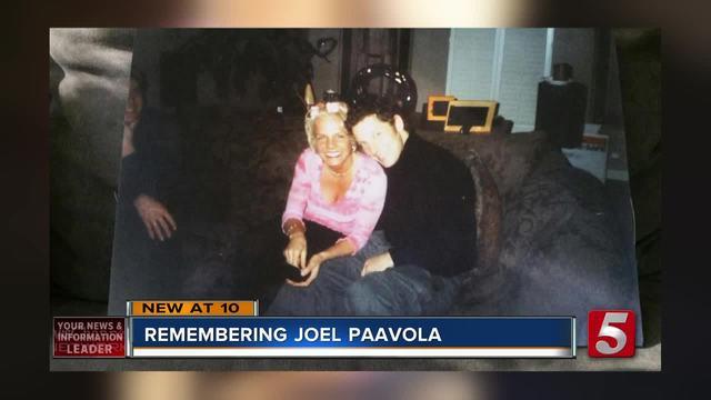 Friends Remember Hatchet Attack Victim- Joel Paavola