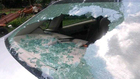 Oxygen Tanks Explode In Back Of Woman's Car