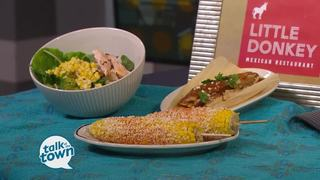 Mexican Street Corn from The Little Donkey