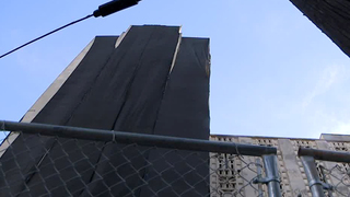 Building To Be Imploded In Downtown Nashville