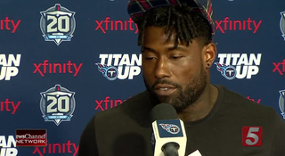 Near Tragedy Gives Perspective For Titans' Star