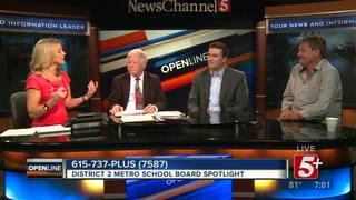 District 2 Metro School Board