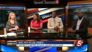 Metro School Board Race District 6