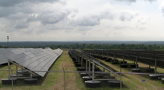NES Holds 'Plug In' For New Solar Park
