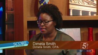 SCORE on Business: Dimeta Smith