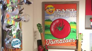 East Nashville's Tomato Art Festival Preview