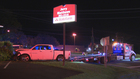 2 Hurt After Truck Crashes Into Business