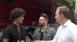 Dan + Shay Perform On Music Row