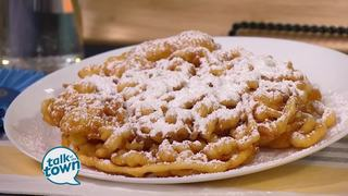 Tennessee State Fair Funnel Cake