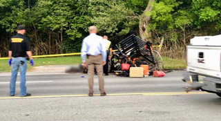 Multiple Injuries Reported In Buggy Crash