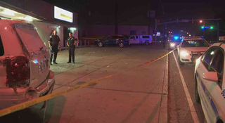 Police Investigate Shooting On Lafayette Street