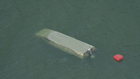 No One Hurt After Boat Overturns On Percy Priest