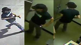 Gas Station Burglar Sought In Hendersonville