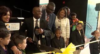 MNPS Celebrates Opening Of Eagle View Elementary