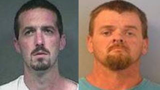 2 Arrested After Columbia Crime Spree