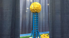 LEGO Art From Tennessee Includes Sunsphere