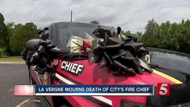 La Vergne Fire Chief Unexpectedly Passes Away