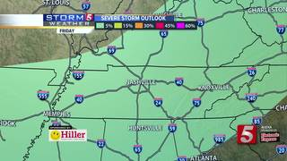 Storm 5 Forecast: Friday, August 17, 2018