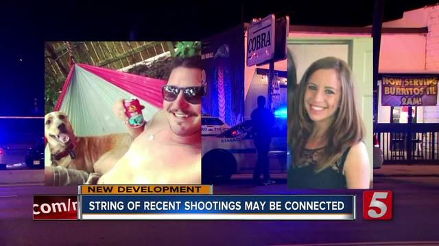 2 Killed In East Nashville Shooting- Suspects Sought