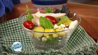 Chicken Salad with Lemon Vinaigrette