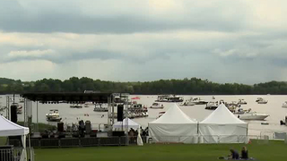 1st ever 'Fire On The Water' Festival Held