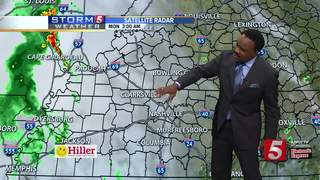 Bree's Forecast: Monday, August 20, 2018