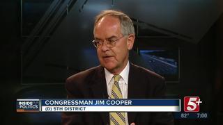 Inside Politics: Congressman Jim Cooper