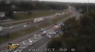 Incident Closes I-24 East In Nashville