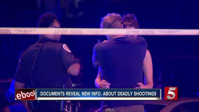 Timeline- Nashville Fatal Crime Spree