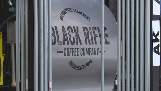 'Black Rifle Coffee' Opens Roasting Facility In Manchester ...