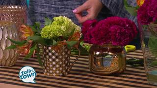 Certified Celebrator Girls Night Out Floral DIY