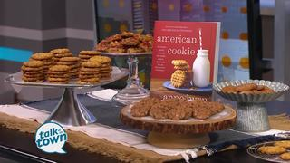 Anne Byrn'snew cookbook, American Cookie
