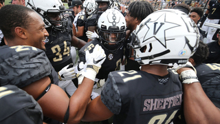 Vandy's Offense Clicks In 41-10 Win Over Nevada