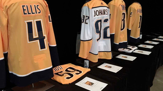 Petey's Preds Party Benefits Good Cause