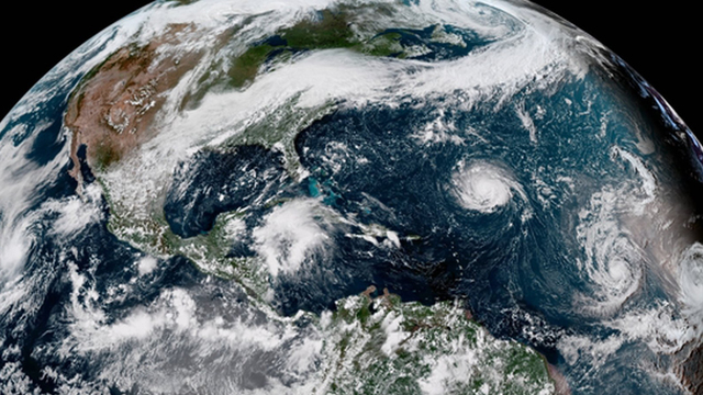 Florence Hurricane Now Category