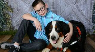 Clarksville Service Dog Still Missing