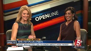 Beyond the News: Vicki Yates