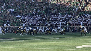 Vandy Falls Short In 22-17 Loss To Notre Dame