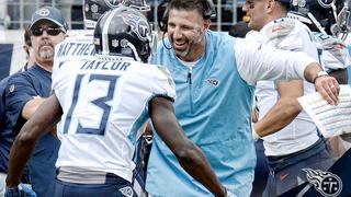 Vrabel, Titans Show Guts In Win Over Texans