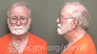 Elderly Man Charged With Sexual Battery Of Teen