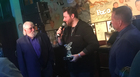 Chris Young Receives Patriot Award