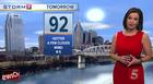 Bree's Forecast: Tuesday, September 18, 2018