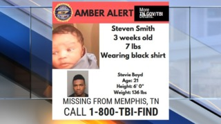 Memphis Baby Found Safe, AMBER ALERT Canceled