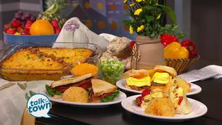 SideKicks Cafe Hash Brown Casserole