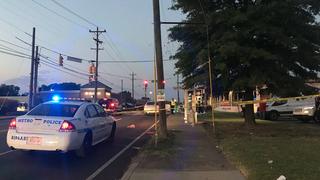 Pedestrian Dies After Being Hit Near Bus Stop