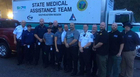 Local EMS Crews Return From NC Florence Relief